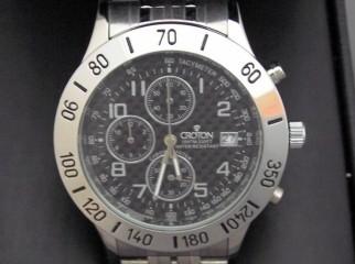 100 Genuine USA CROTON Watch.