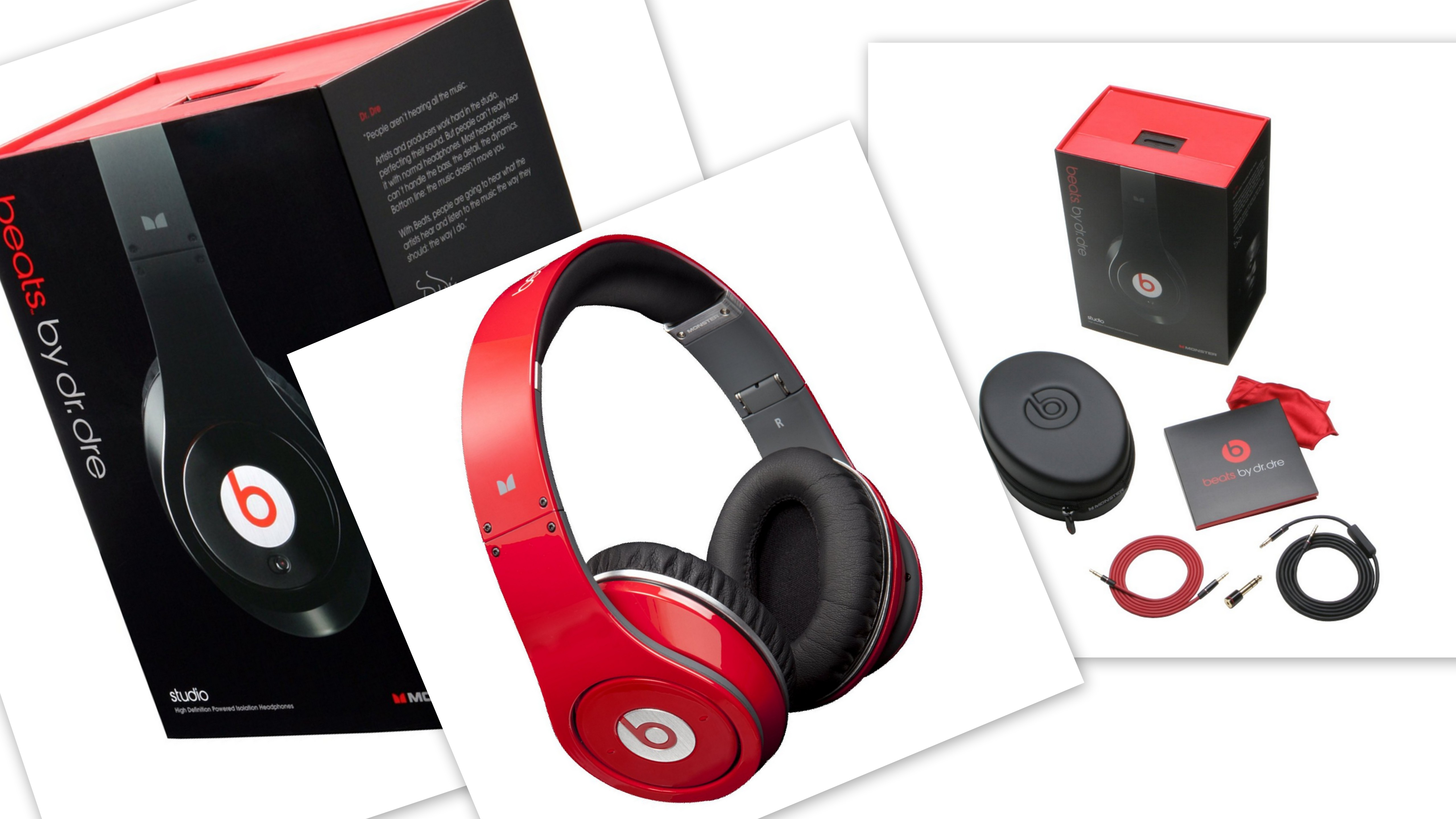 Beats By Dr Dre Studio High Definition Headphones For Dj Clickbd