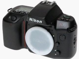 FILM SLR Camera NIKON N70 for sale