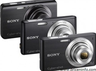 Sony Cybershot DSC-W610 14.1 Megapixel 4x optical zoom