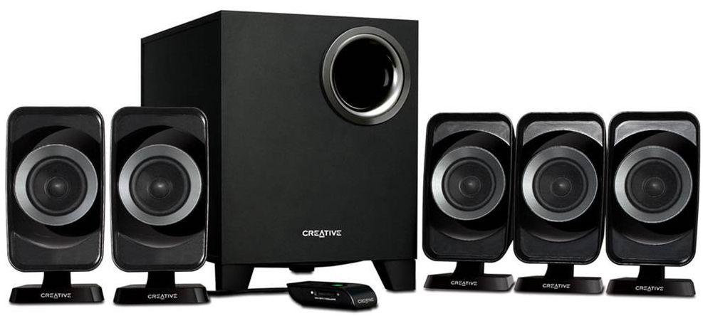 Creative Inspire T6160 5 1 Speakers Price In Pakistan