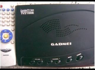 Gadmei CRT Monitor External TV card(Urgent Sell)