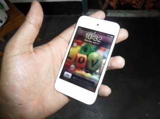 Ipod Touch 4G White 32 GB