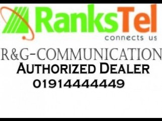 Rankstel connection 5000 tk talktime only 5000tk