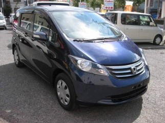 Honda Freed 8 seater 2008 Navyblue Luxury MPV