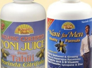 Noni Juice for Men s Vitality