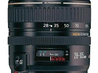 Canon 28-105 mm EF lens