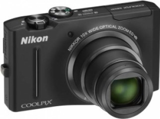 nikkon s8100 excillent picture quality brand new with 4 gb