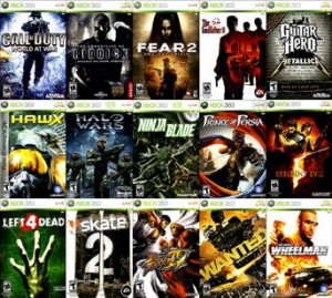 Xbox 360 Games For Sale | ClickBD