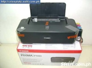 Canon Pixma IP1980 Photo Printer