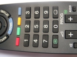 WANTED A NEW SONY TV REMOTE CONTROL
