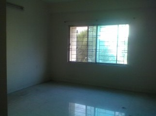 Big room with attached bath baranda for female