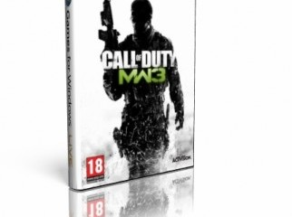 Call Of Duty MW3 intact DVD