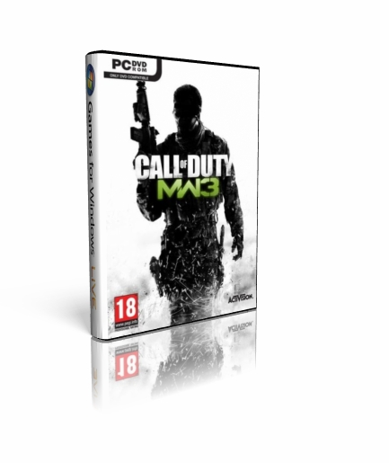Call Of Duty MW3 intact DVD | ClickBD large image 0