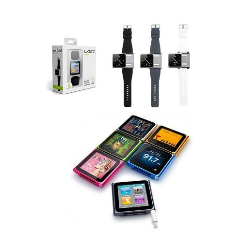 IPOD NANO 8GB iWATCHZ COMBO BDT 16500 CHITTAGONG  | ClickBD large image 0