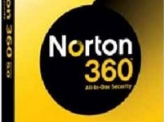 Norton 360 All-in-One Antivirus