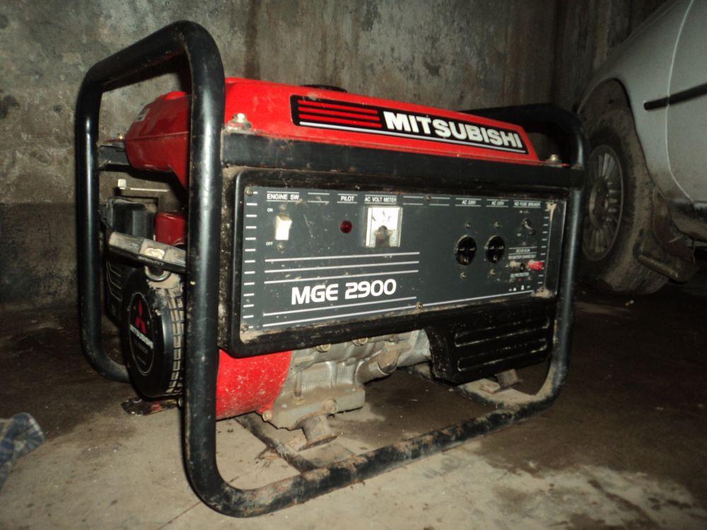 mitsubishi mge 2900 generator | ClickBD large image 0