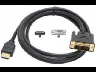 DVI to HDMI CABLE FOR SALE INTAKE.