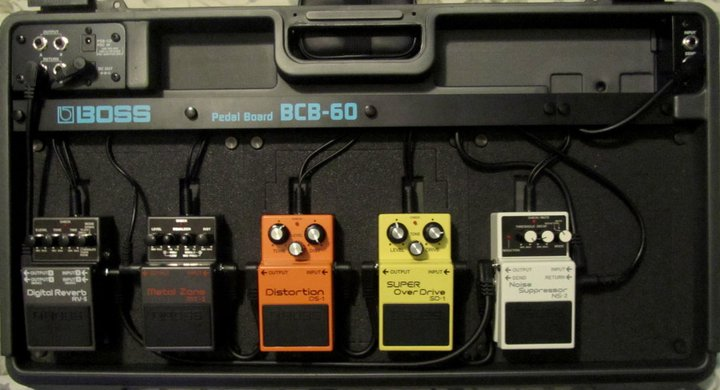 boss pedals for sale | ClickBD large image 0