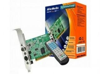 Avermedia Internal TV Card Model Avermedia Super 009