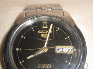 SEIKO 5 watch