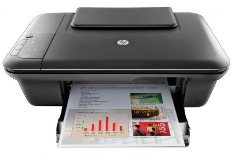 HP Deskjet 2050 5100TK | ClickBD large image 0