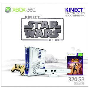 Xbox 360 320GB and Kinect Star Wars Limited Edition | ClickBD large image 0