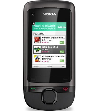 Fresh Nokia C2-05 with waranty 01913829828 | ClickBD large image 0