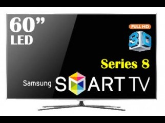 60 INCH SERIES 8 D8000 3D LED TV ( READY STOCK 1 SET ONLY)