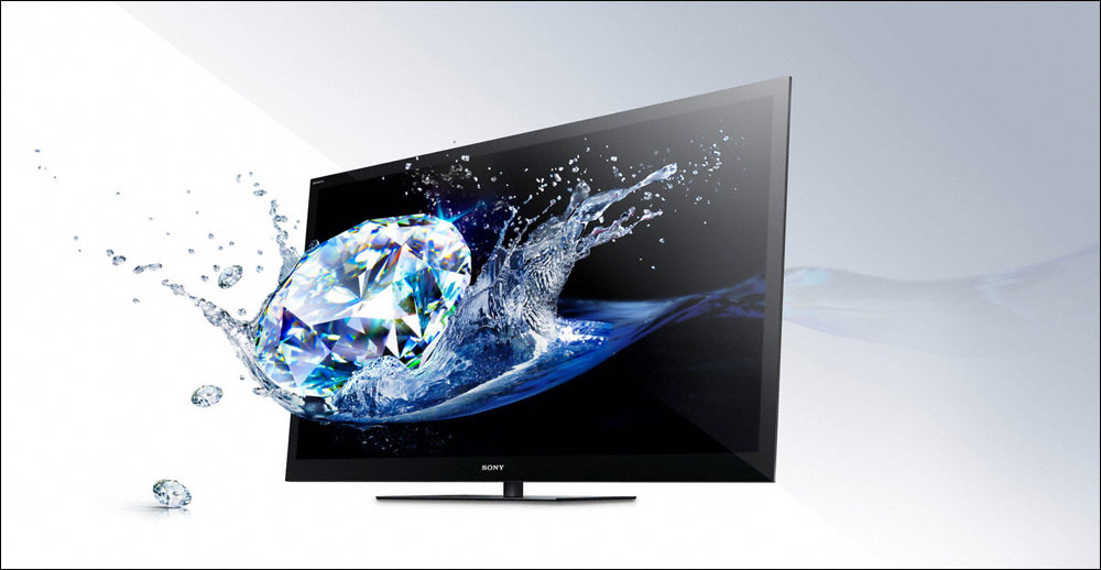 D Glass For Bravia