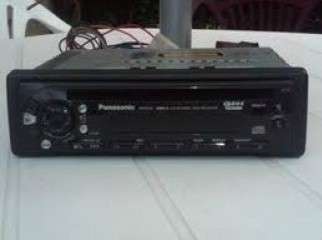PANASONIC RDP210 WITH REMORE for car 01678039428