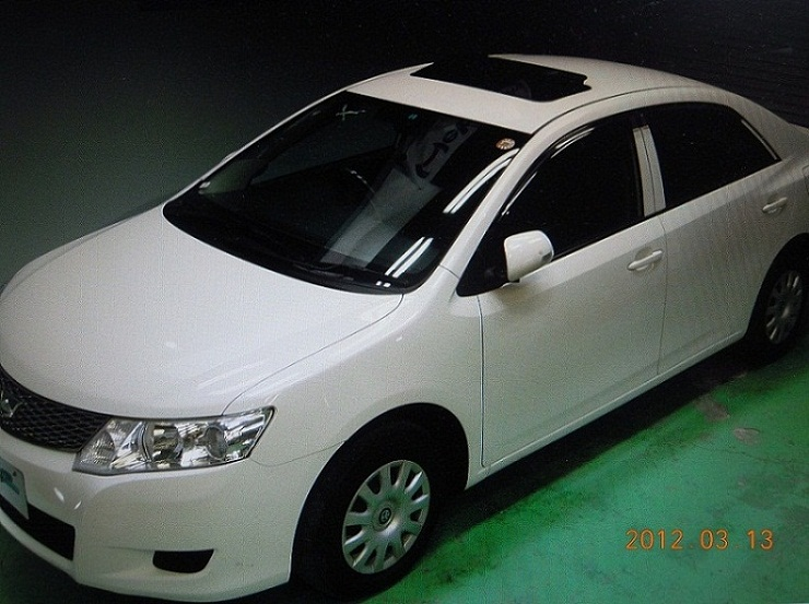 2009 Sunroof Allion G Pkg Only First Ever In Bangladesh