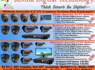 BDlink Digital Technology. Business Security CCTV Camera.