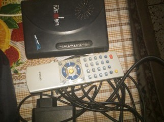 tv card fresh condition with remote