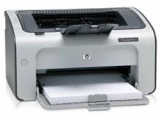 HP Laser Jet P1007 with new Toner