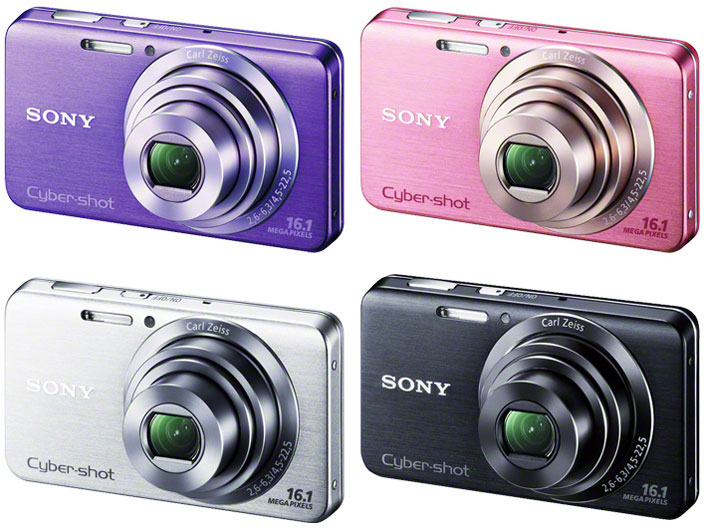 Sony Cyber-shot DSC-W630 Camera | ClickBD large image 0