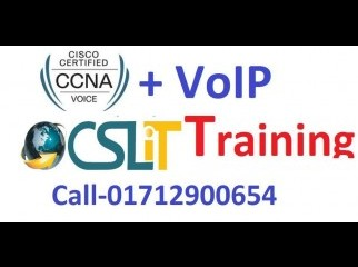 CCNA Voice VoIP WiMAX MikroTik Android Training