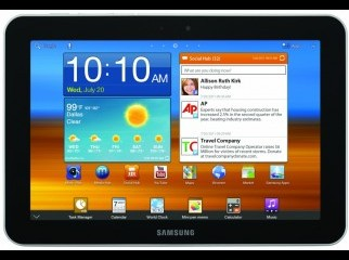 Samsung P1000 Galaxy Tab Unlocked Android Tablet with 3 MP
