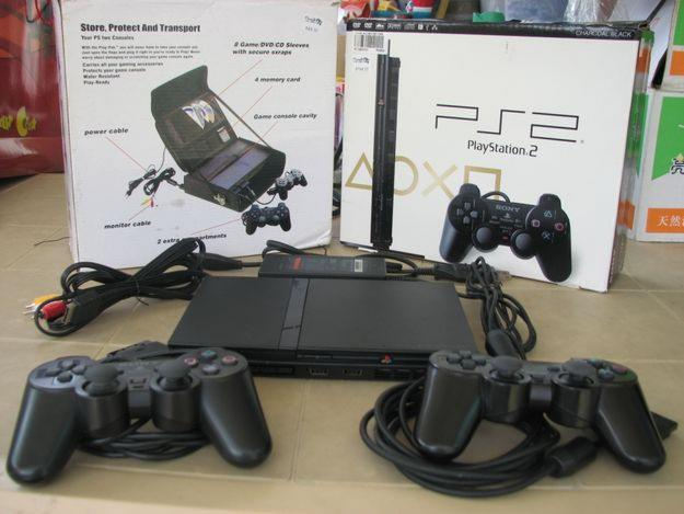 Sony Play Station 2 slim with all accessories 01684847865 | ClickBD large image 0