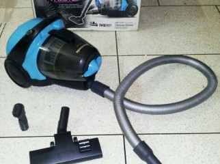 PANASONIC Turbo Twist Vacuum Cleaner Color Turquoise Blue