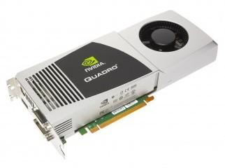 4GB NVIDIA Quadro FX 5800 6 months used