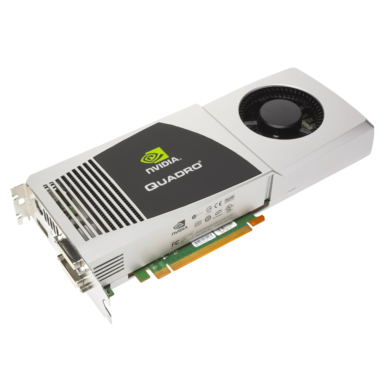 4GB NVIDIA Quadro FX 5800 6 months used | ClickBD large image 0