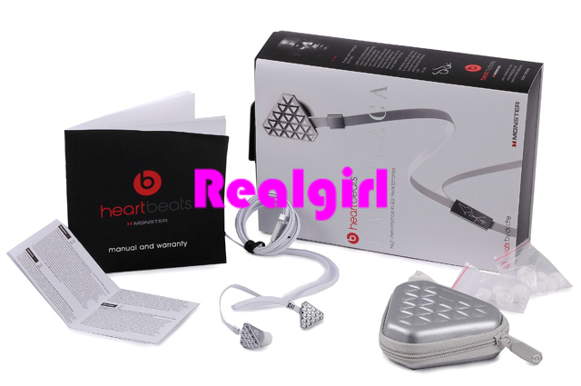 Monster Heart Beats Lady Gaga Dr. Dre Earphone Headphone | ClickBD large image 1