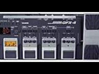 ZOOM gfx4 Guitar processor for sale