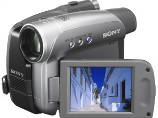 Video camera - model no -sony dcr-hc2