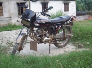 singer Used 100CC CDI motorcycles Cheap price