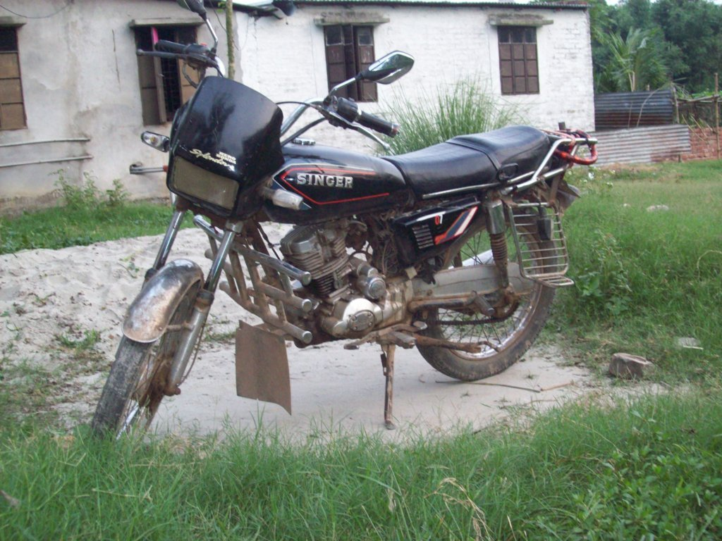 singer Used 100CC CDI motorcycles Cheap price | ClickBD large image 0