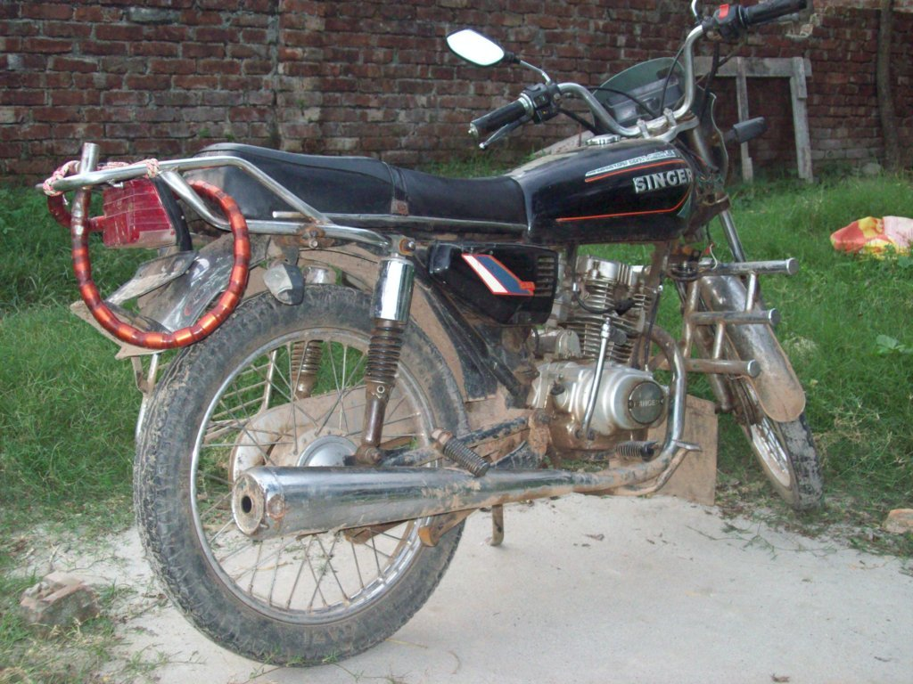 singer Used 100CC CDI motorcycles Cheap price | ClickBD large image 1