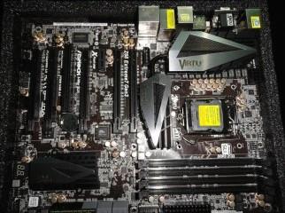 ASRock Z68 Extreme 7 Gen 3 2500k ocz 1600FSb...