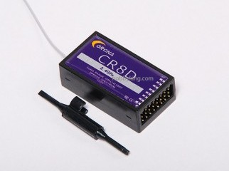 Corona 2.4Ghz 8ch Receiver (V2 DSSS) for RC toys